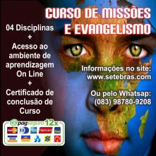 MISSOES E EVANGELISMO
